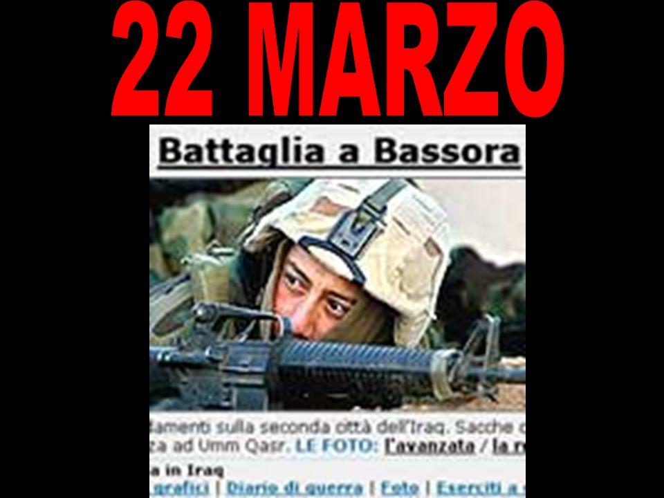 22 MARZO