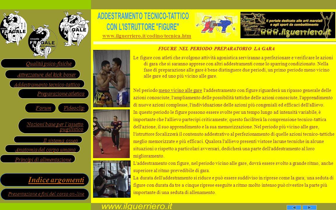 ADDESTRAMENTO TECNICO-TATTICO CON L ISTRUTTORE FIGURE