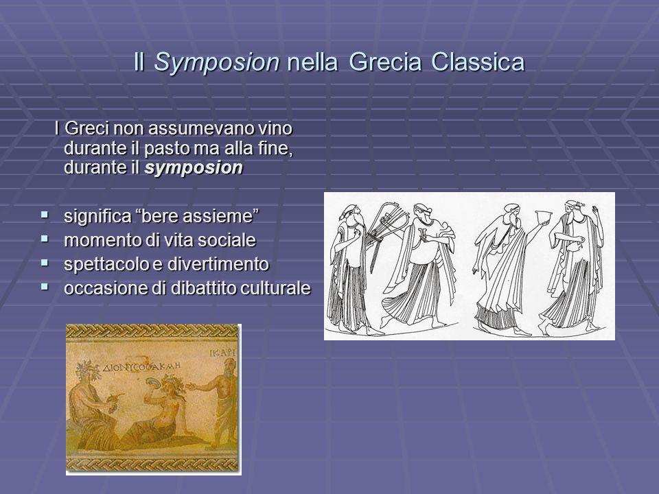 Il Symposion nella Grecia Classica