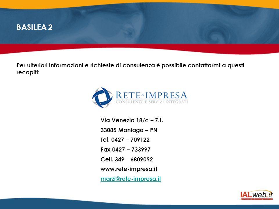 Per ulteriori informazioni e richieste di consulenza è possibile contattarmi a questi recapiti: