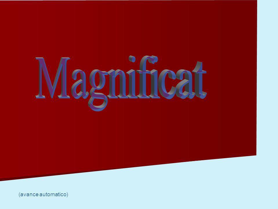 Magnificat (avance automatico)