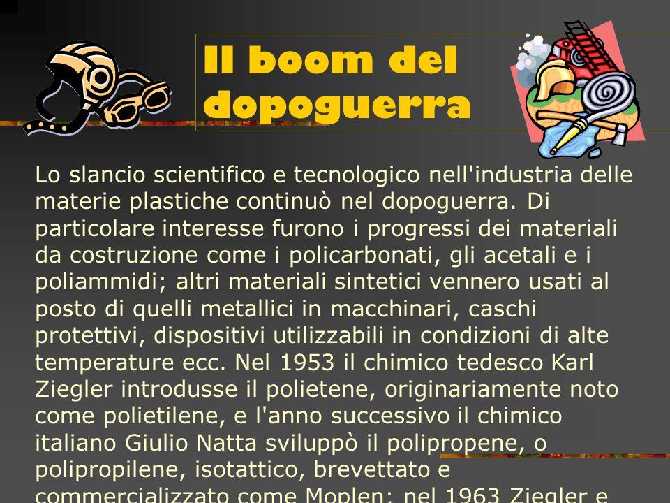 Il boom del dopoguerra