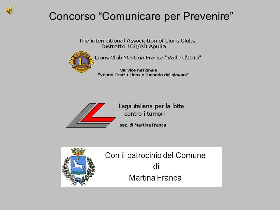 Concorso Comunicare per Prevenire