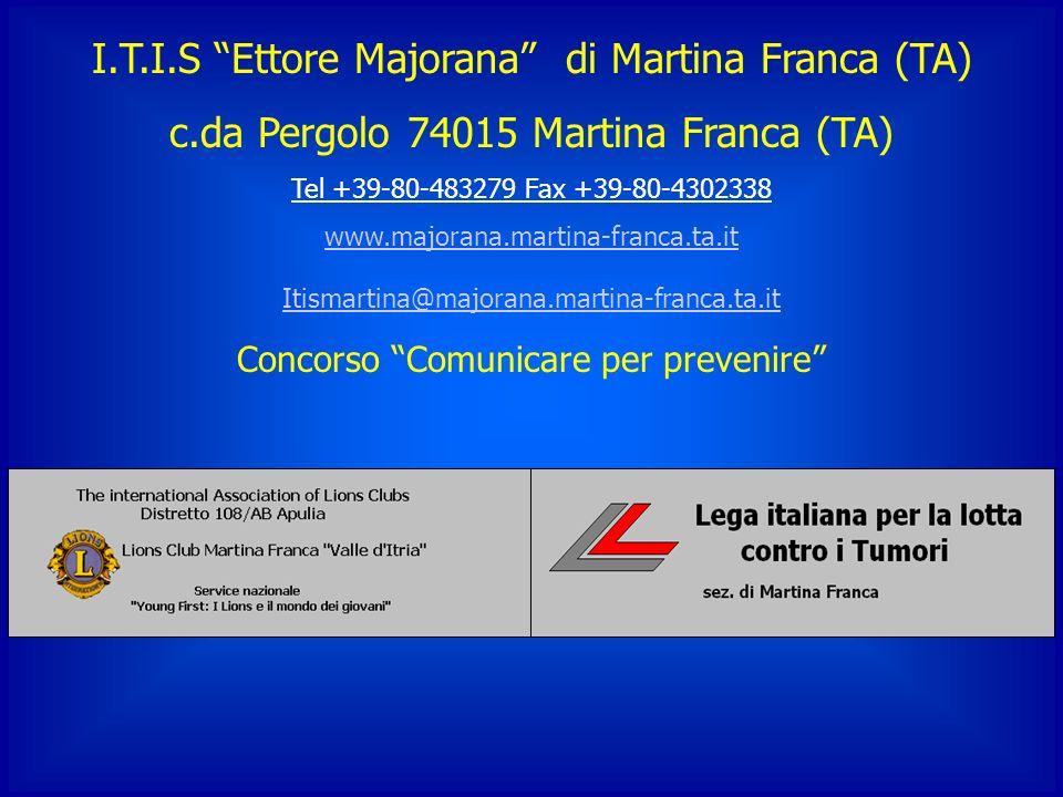 I.T.I.S Ettore Majorana di Martina Franca (TA)