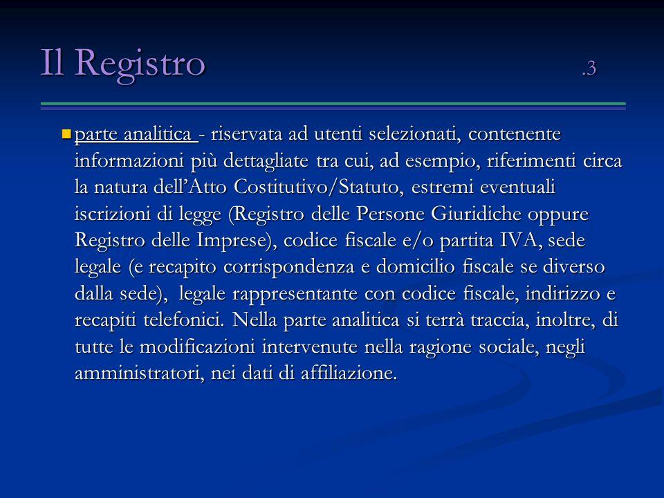 Il Registro .3