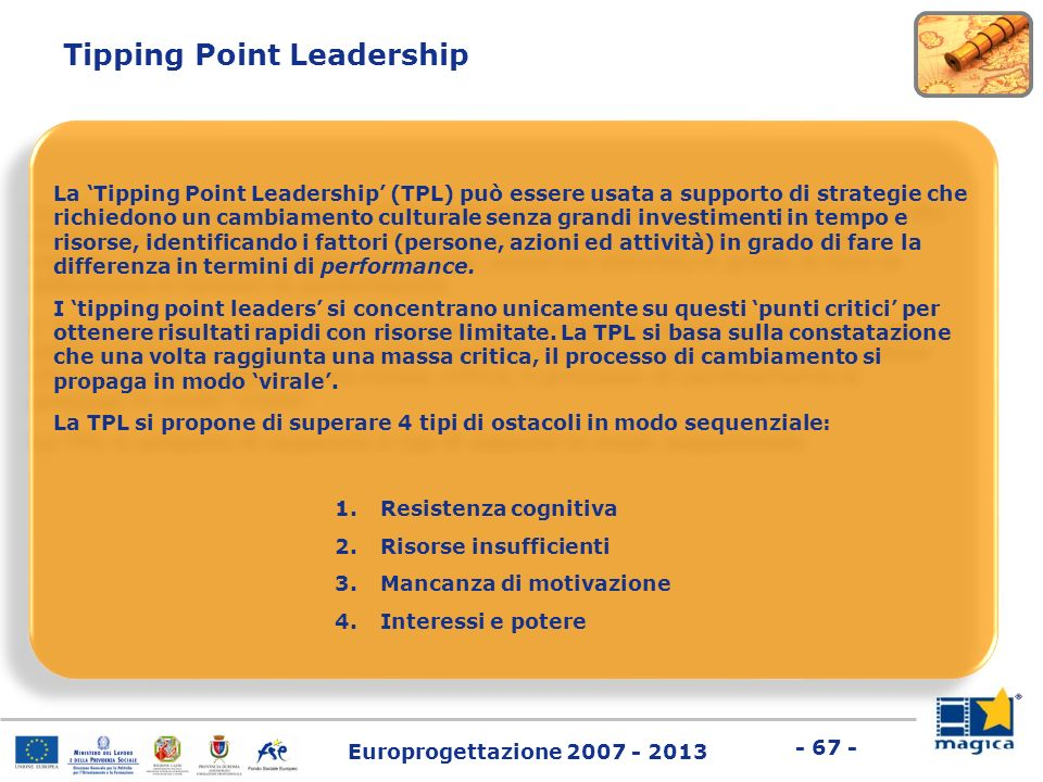 Tipping Point Leadership