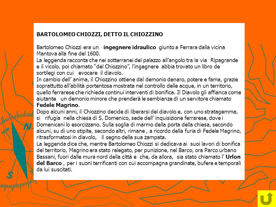 BARTOLOMEO CHIOZZI, DETTO IL CHIOZZINO