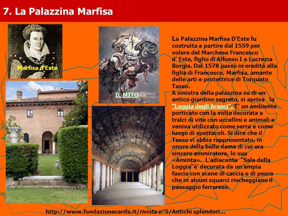 http://www.fondazionecarife.it/rivista n°5/Antichi splendori...