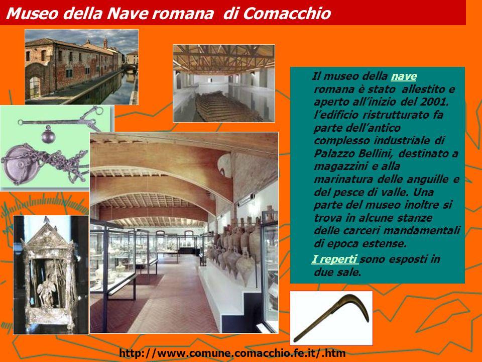 Museo della Nave romana di Comacchio