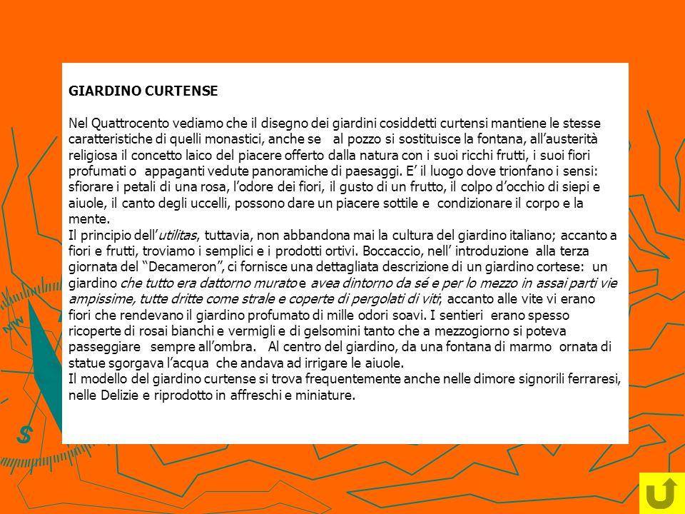 GIARDINO CURTENSE