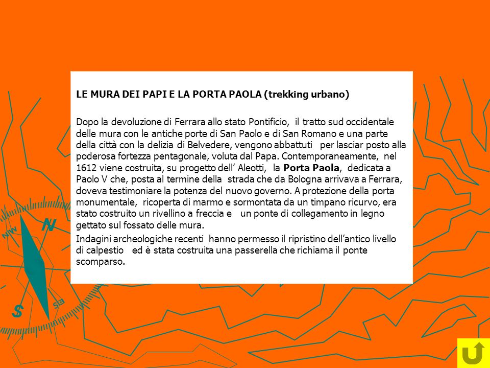 LE MURA DEI PAPI E LA PORTA PAOLA (trekking urbano)