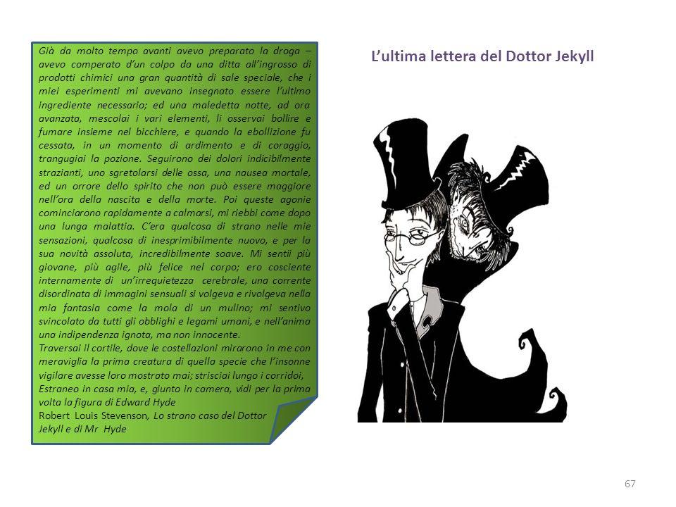 L'ultima lettera del Dottor Jekyll
