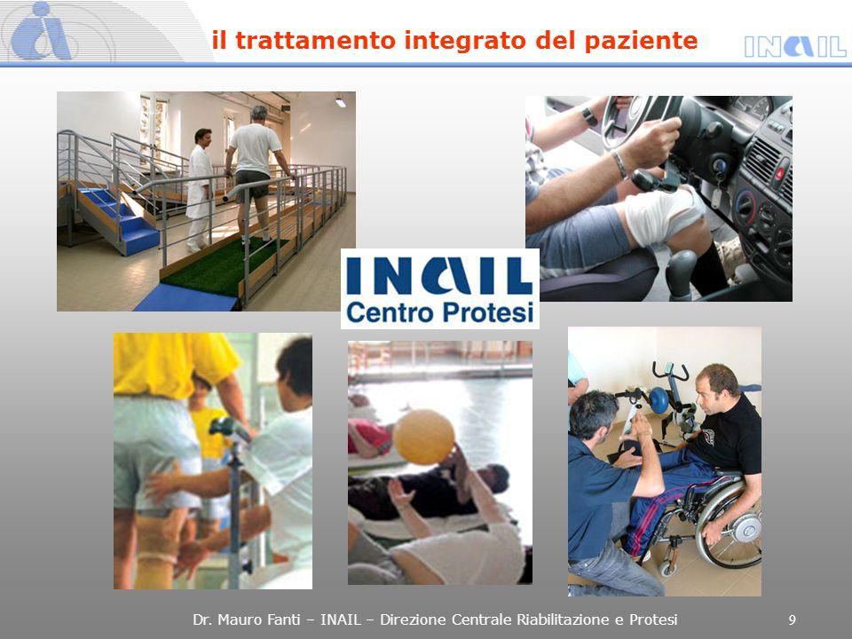 il trattamento integrato del paziente