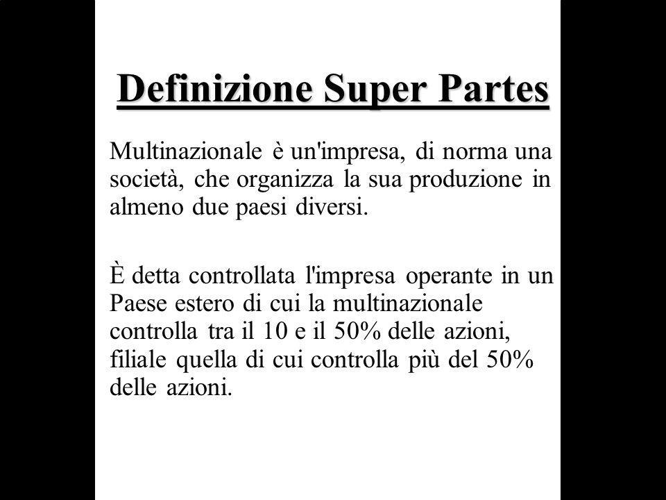Definizione Super Partes