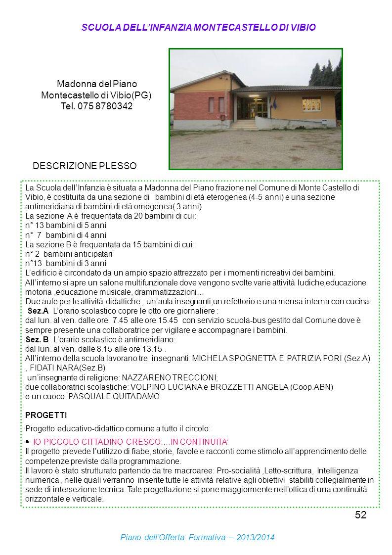 Montecastello di Vibio(PG)