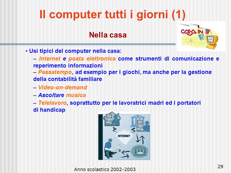 Il computer tutti i giorni (1)