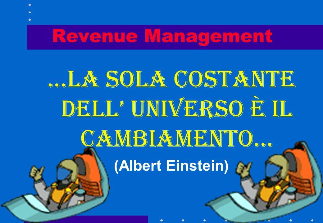 …la sola costante dell' universo è il cambiamento…