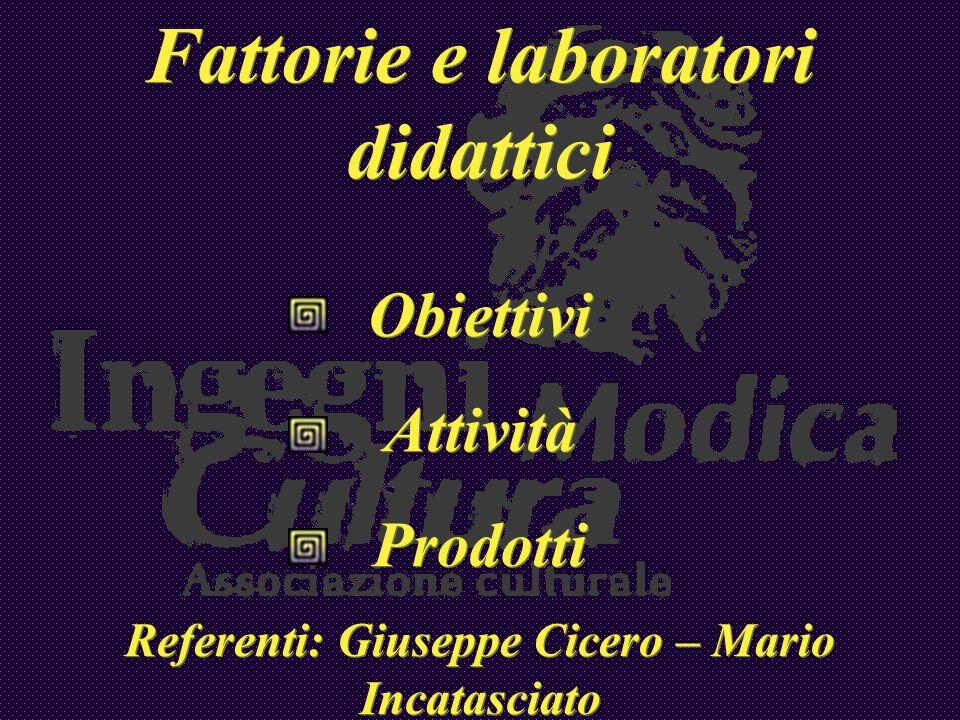 Fattorie e laboratori didattici