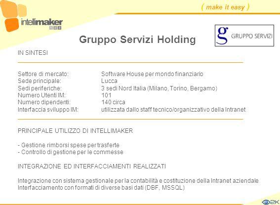 Gruppo Servizi Holding
