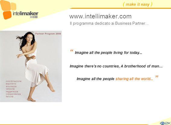Il programma dedicato ai Business Partner…
