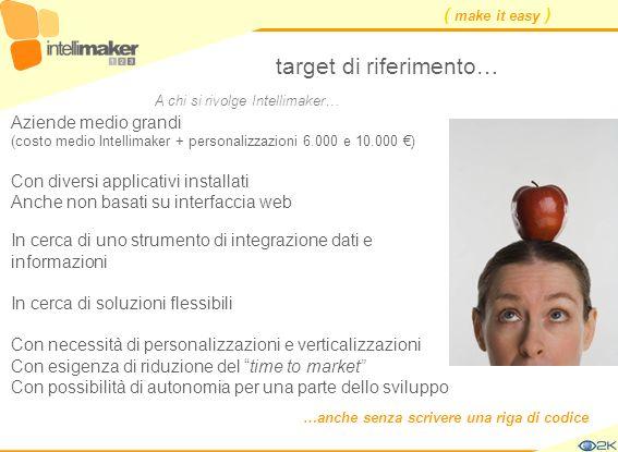 target di riferimento…