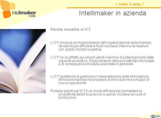 Intellimaker in azienda