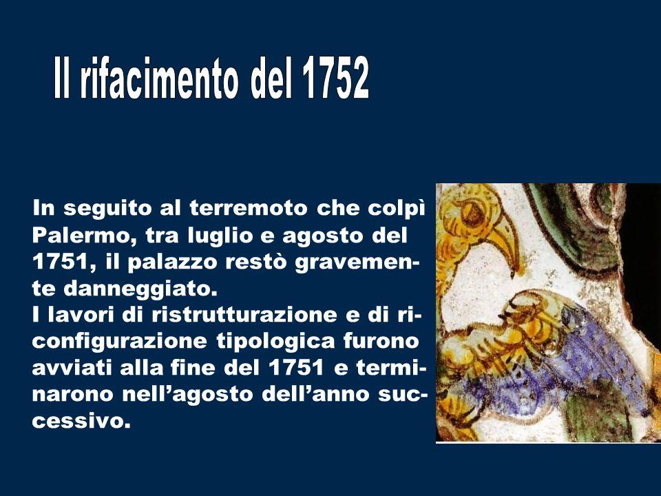 Il rifacimento del 1752