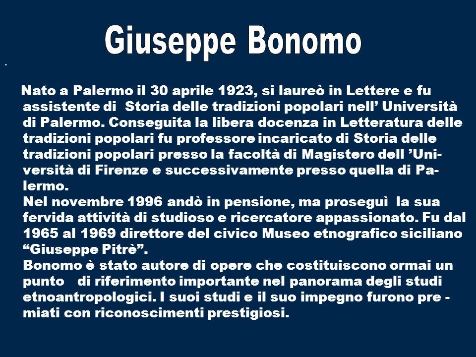 Giuseppe Bonomo