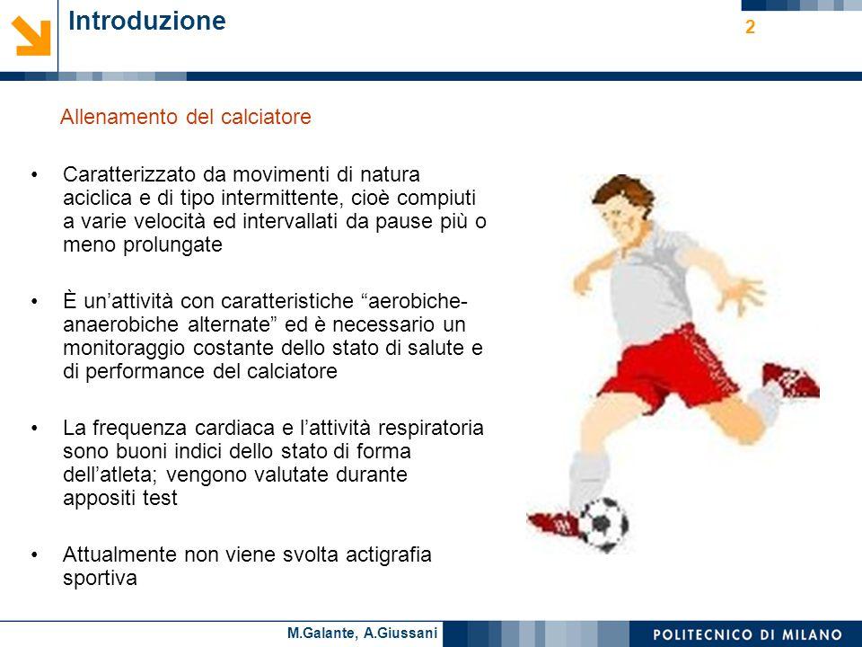 Introduzione Allenamento del calciatore
