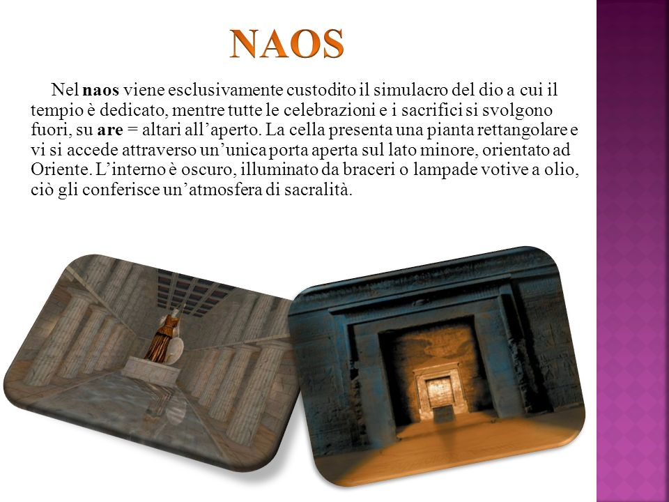 Il tempio greco ppt video online scaricare for Una storia a pianta aperta