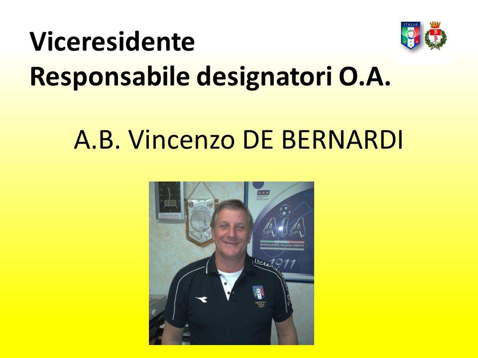 A.B. Vincenzo DE BERNARDI