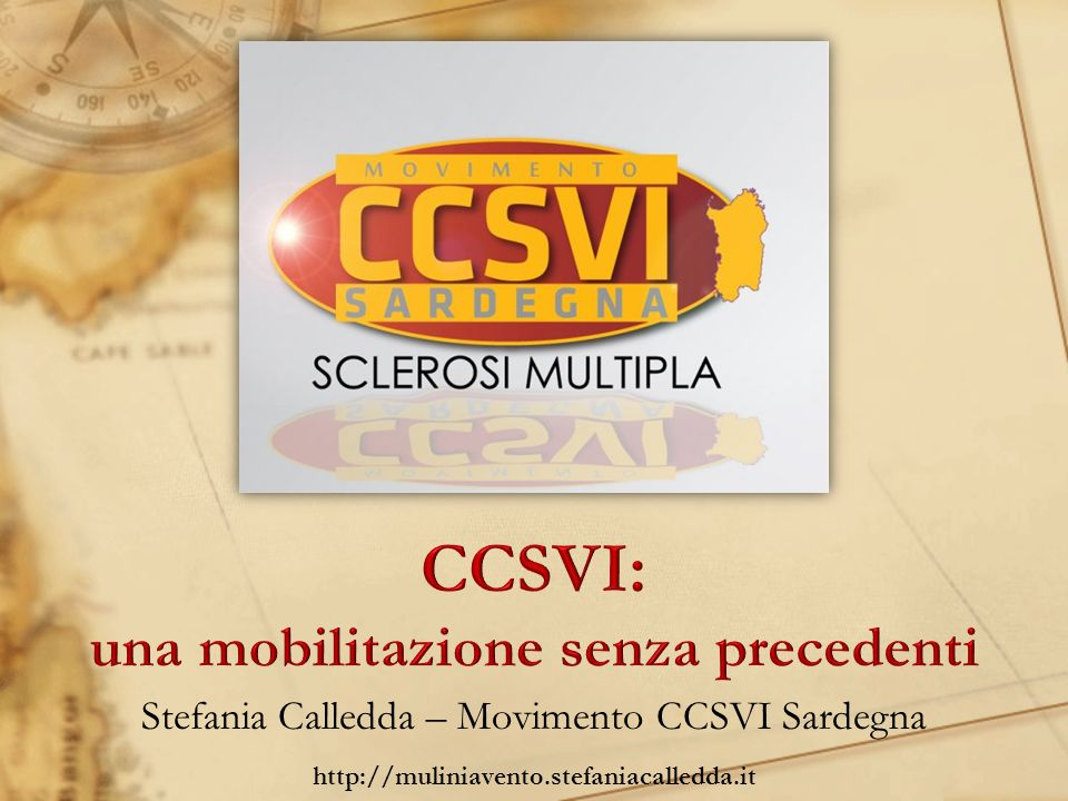 CCSVI: una mobilitazione senza precedenti
