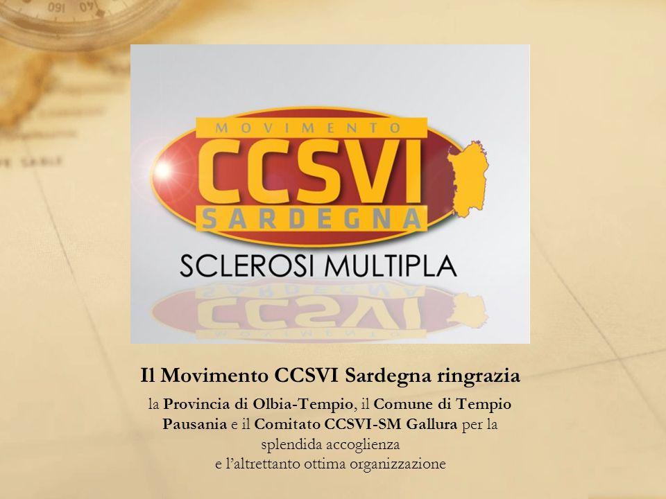 Il Movimento CCSVI Sardegna ringrazia