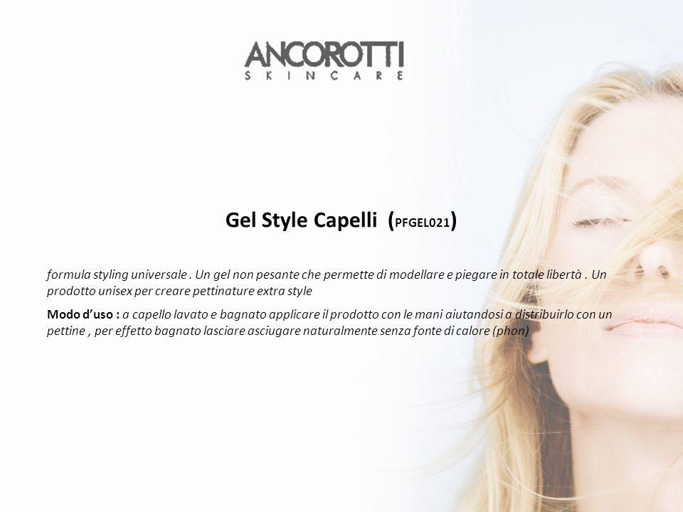Gel Style Capelli (PFGEL021)