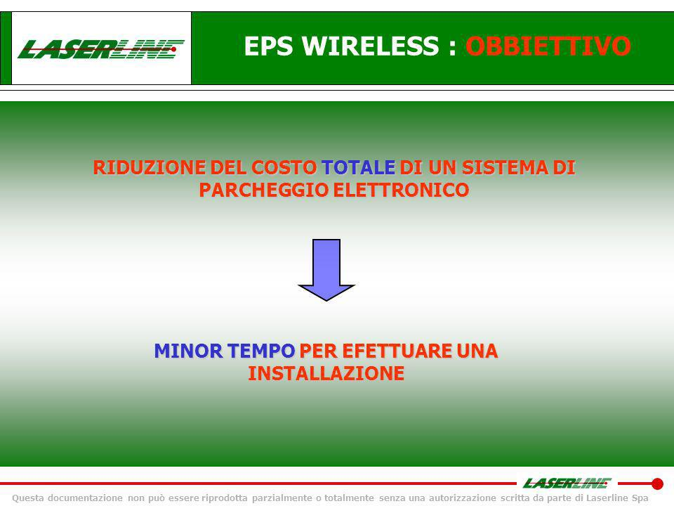EPS WIRELESS : OBBIETTIVO