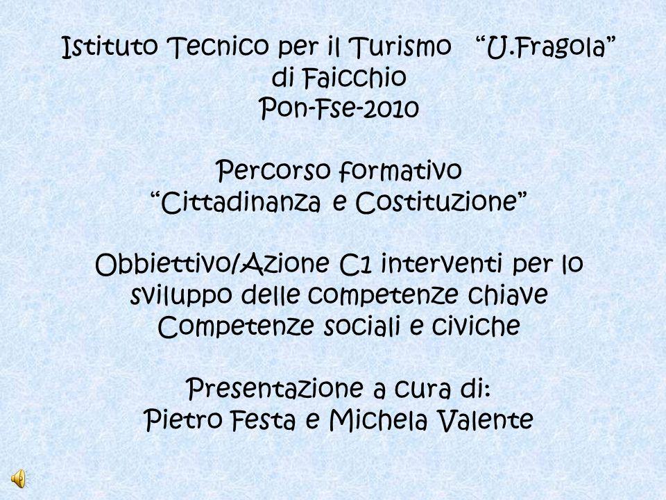 Istituto Tecnico per il Turismo U