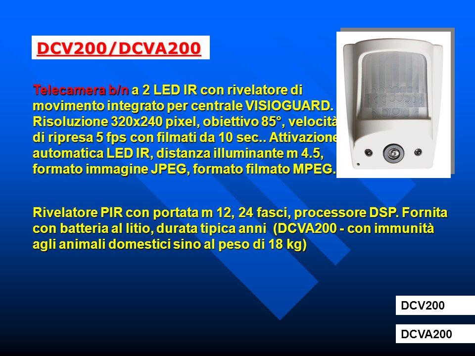 DCV200/DCVA200