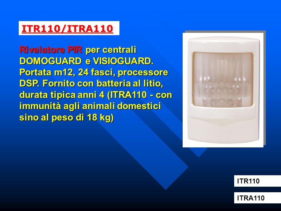 ITR110/ITRA110