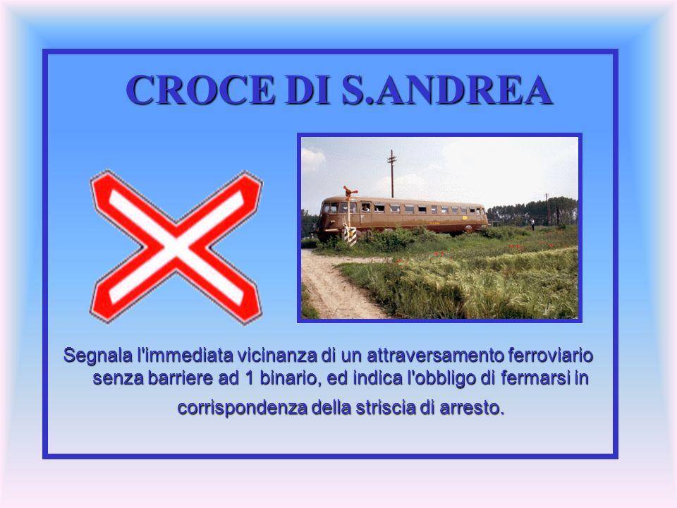 CROCE DI S.ANDREA