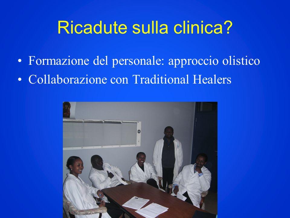Ricadute sulla clinica