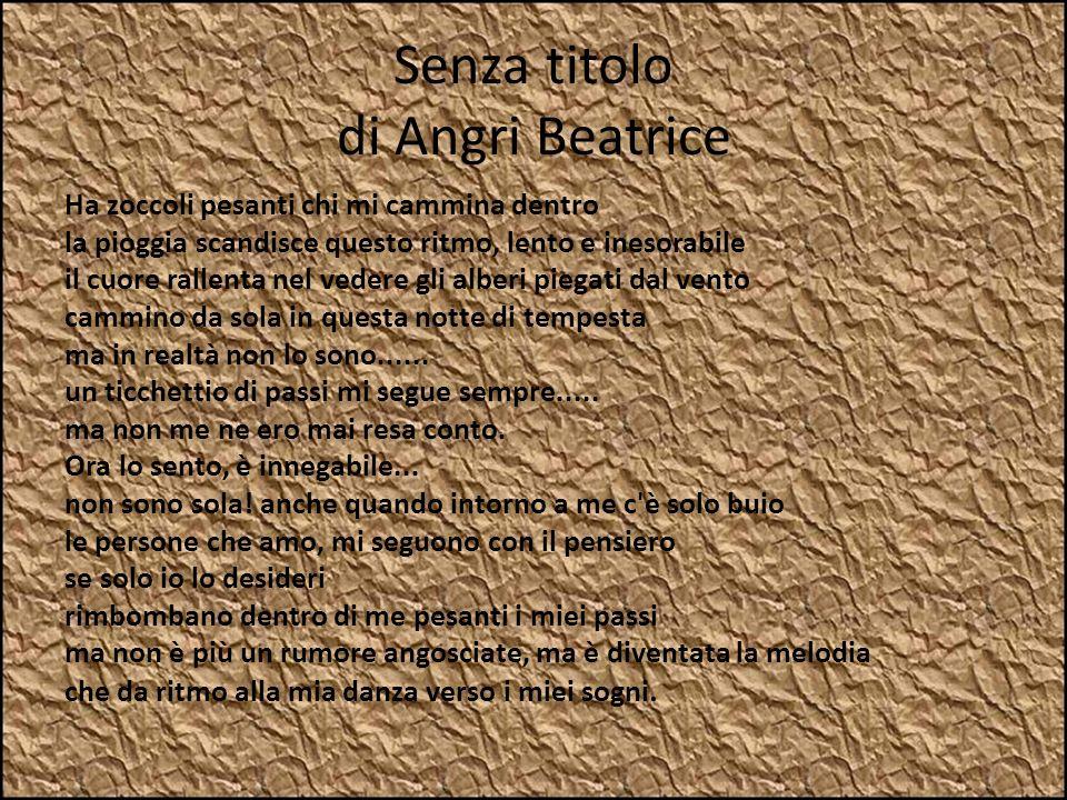 Senza titolo di Angri Beatrice