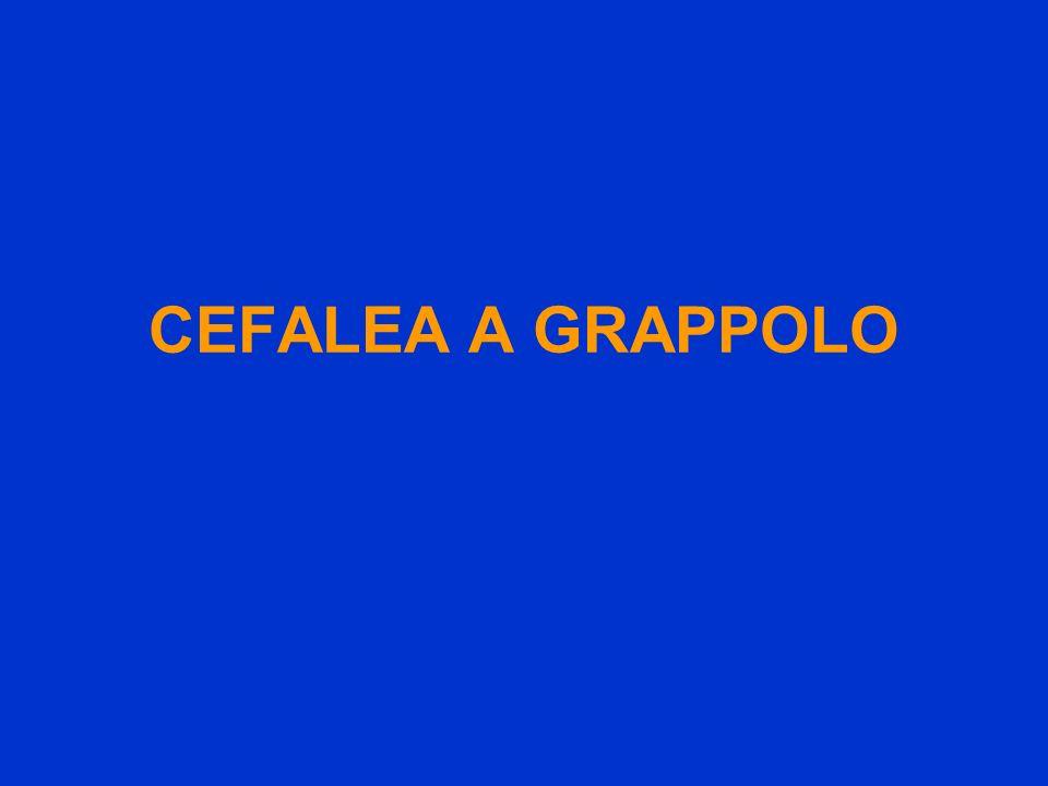 CEFALEA A GRAPPOLO