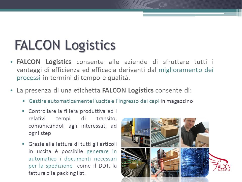 FALCON Logistics