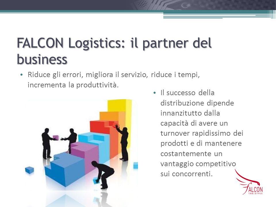 FALCON Logistics: il partner del business