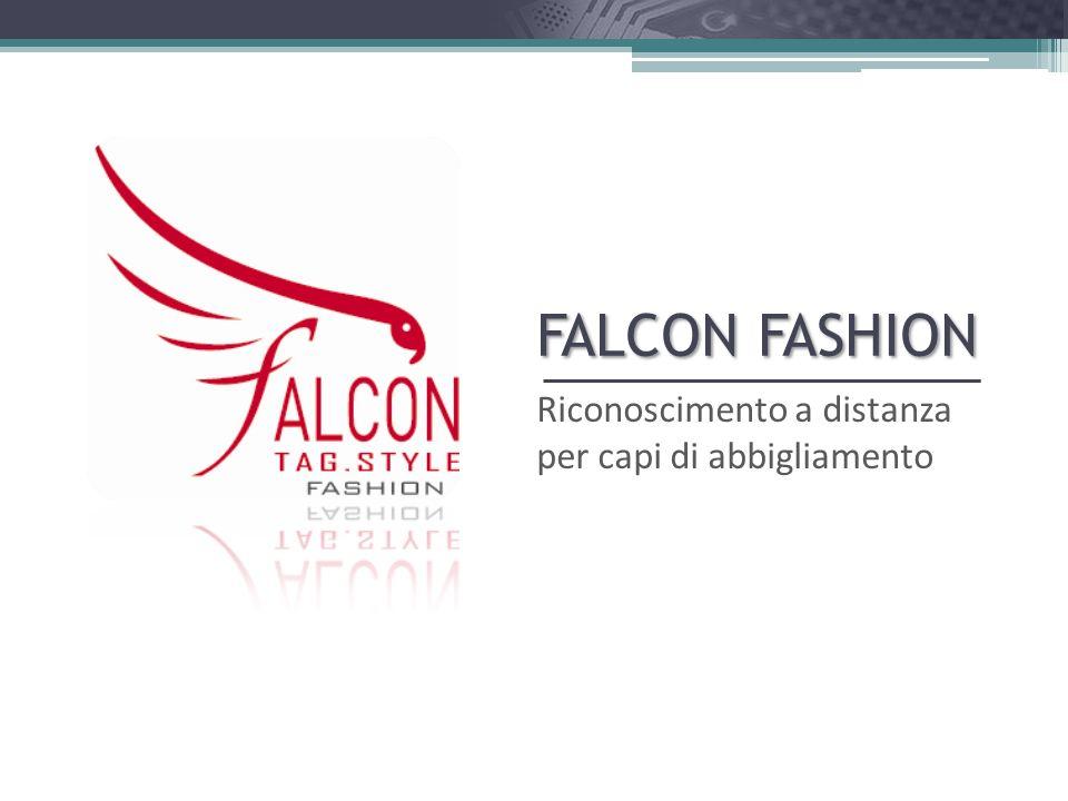 FALCON FASHION Riconoscimento a distanza per capi di abbigliamento