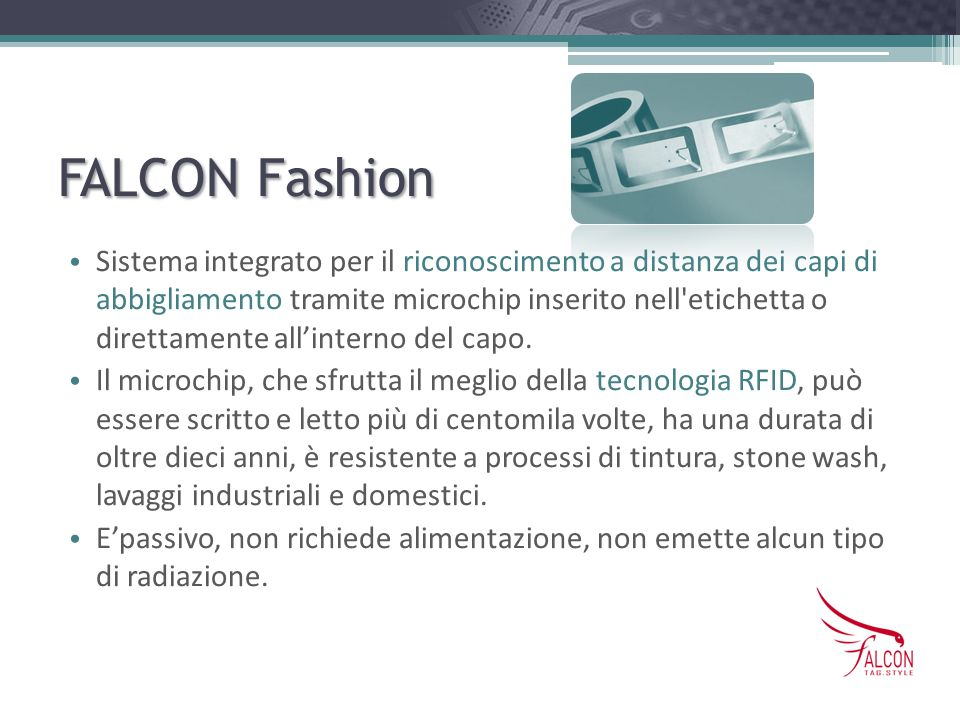 FALCON Fashion