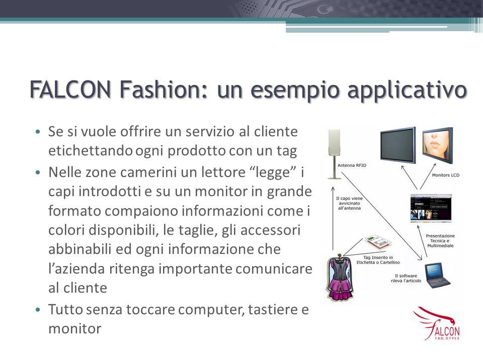 FALCON Fashion: un esempio applicativo