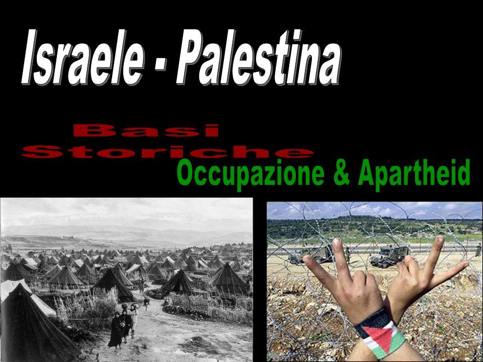 Occupazione & Apartheid
