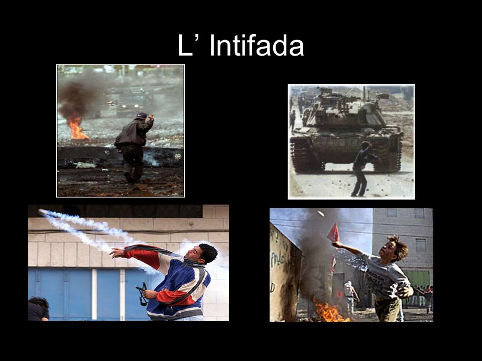 L' Intifada
