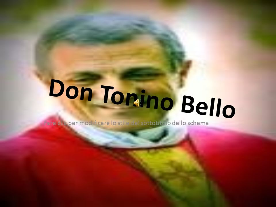 Don Tonino Bello
